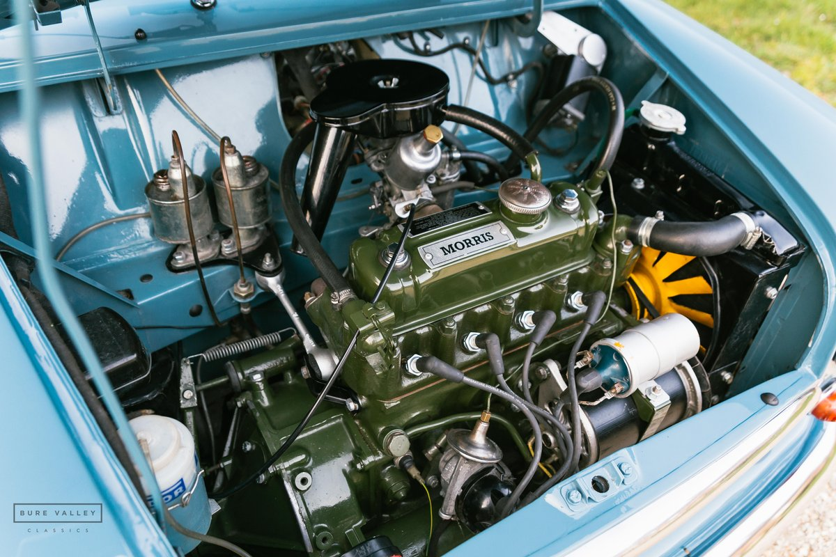 1960 Morris Mini-Minor 850 SOLD (picture 6 of 6)