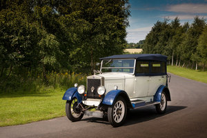 1927 Morris Oxford Flatnose SOLD