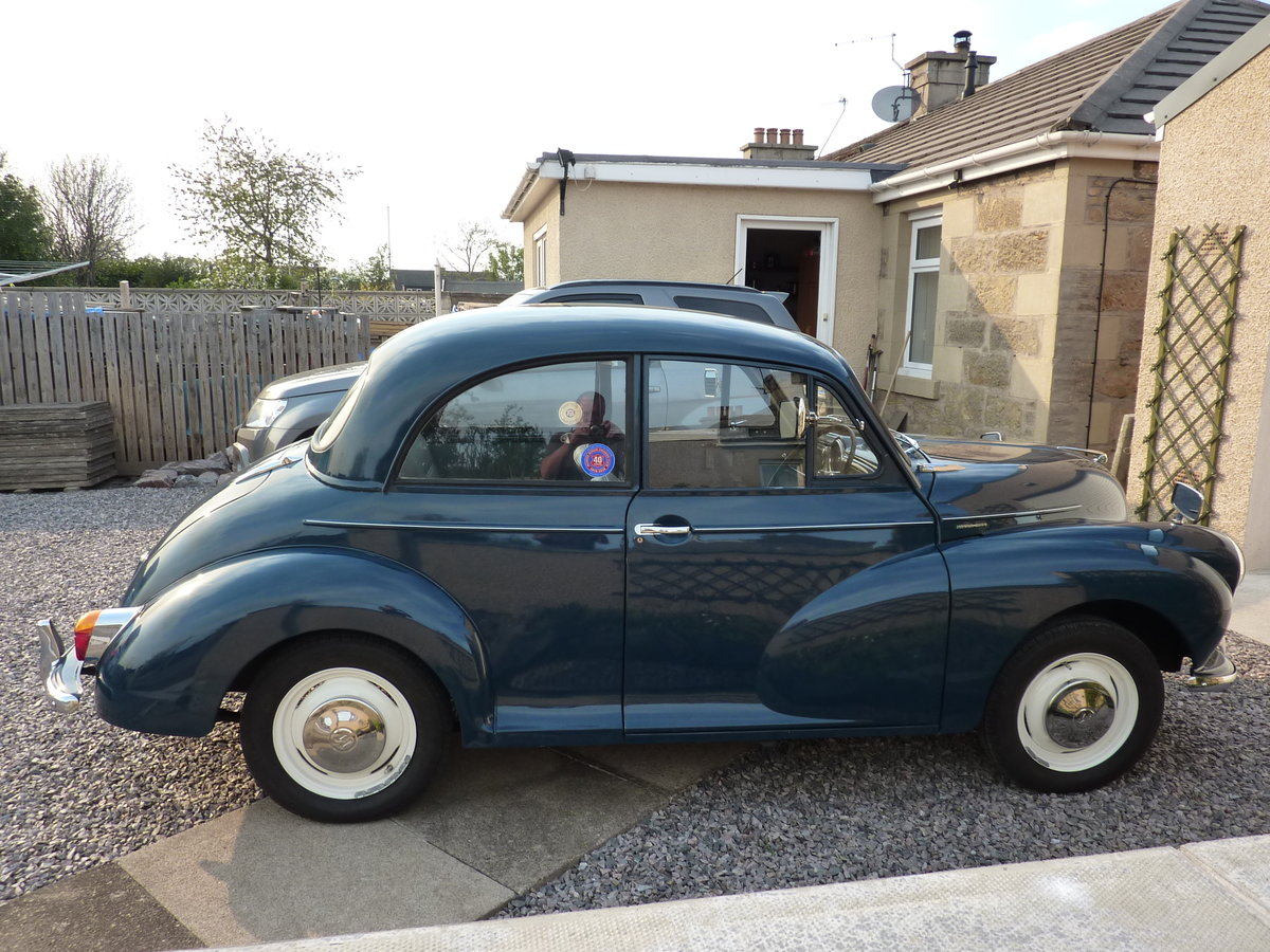 1970 Morris Minor 1000 SOLD (picture 5 of 6)