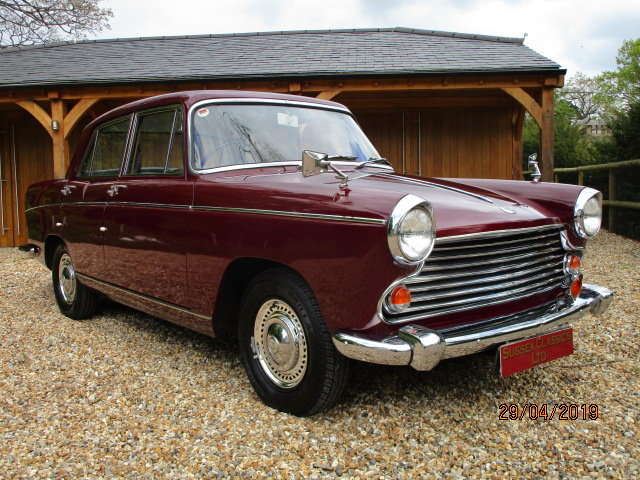 1965 Morris Oxford (Only 52000 Miles From New) SOLD (picture 1 of 6)