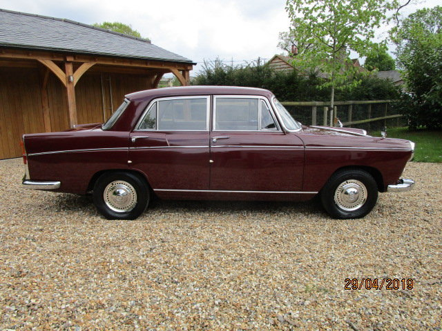 1965 Morris Oxford (Only 52000 Miles From New) SOLD (picture 2 of 6)