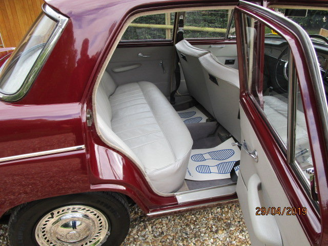 1965 Morris Oxford (Only 52000 Miles From New) SOLD (picture 4 of 6)