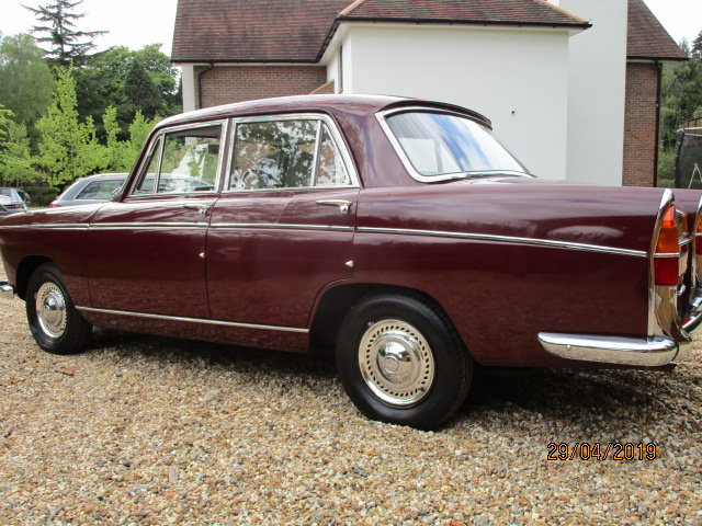 1965 Morris Oxford (Only 52000 Miles From New) SOLD (picture 6 of 6)