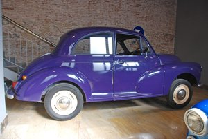 MORRIS MINOR Série II – 1954/1956 For Sale by Auction