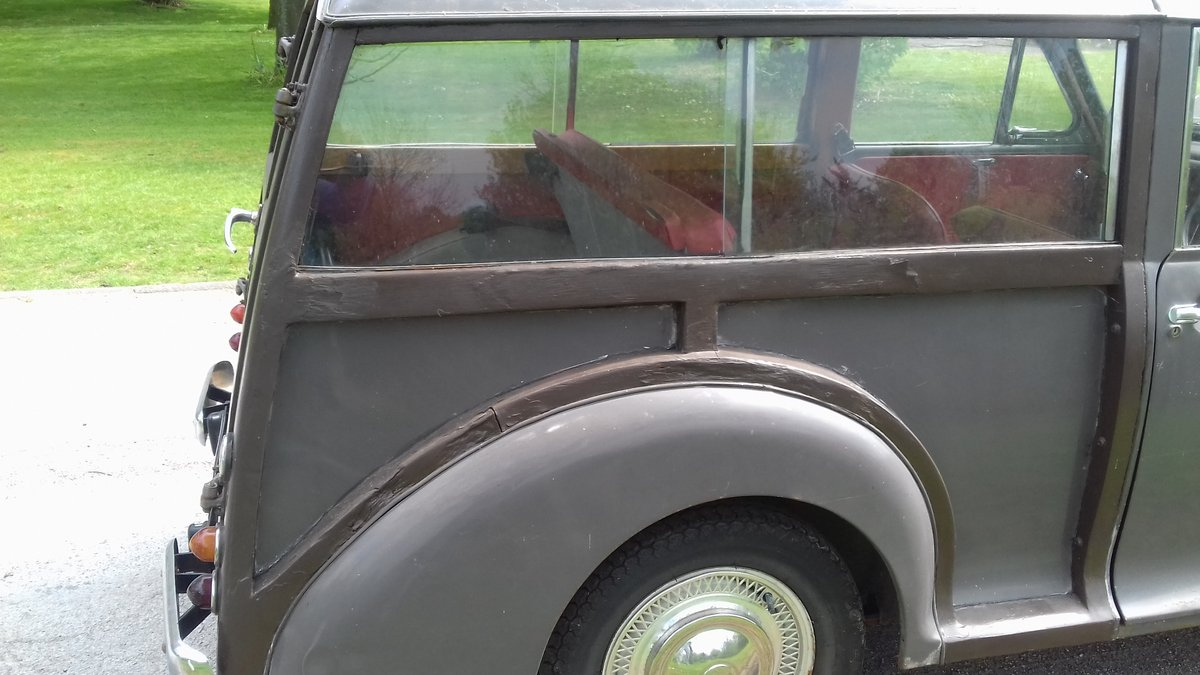 1965 MORRIS MINOR TRAVELLER ~ GARAGE FIND ~ RUNS & DRIVES! SOLD (picture 2 of 6)