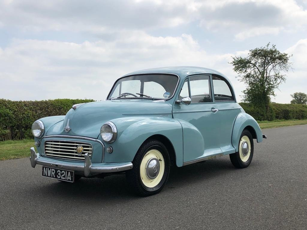 1962 Morris Minor 1000 For Sale (picture 1 of 6)