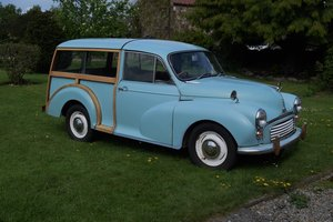 1971 MORRIS MINOR TRAVELLER - GREAT WOOD, GREAT PRICE! For Sale