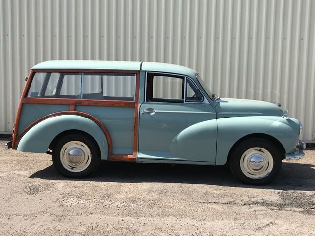 1963 Morris Minor Traveller For Sale (picture 1 of 6)
