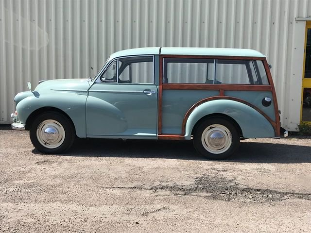 1963 Morris Minor Traveller For Sale (picture 2 of 6)