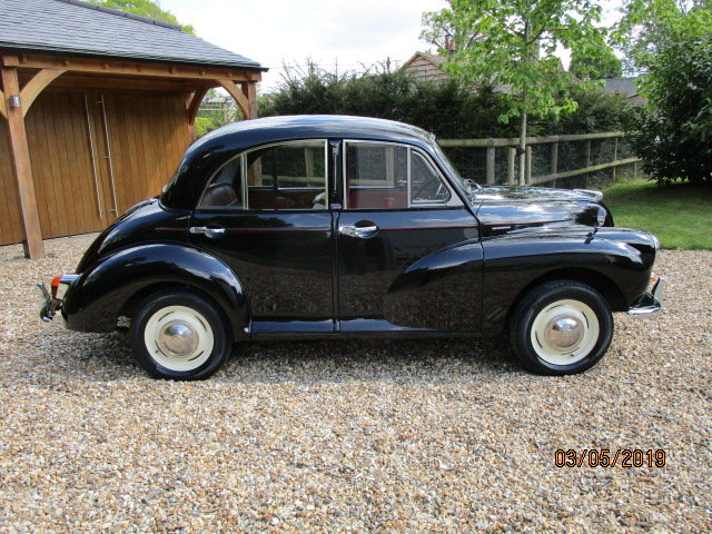 1960 Morris Minor 1000 (Rust Free Example) SOLD (picture 2 of 6)