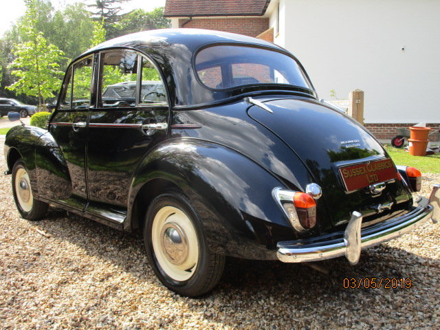 1960 Morris Minor 1000 (Rust Free Example) SOLD (picture 3 of 6)