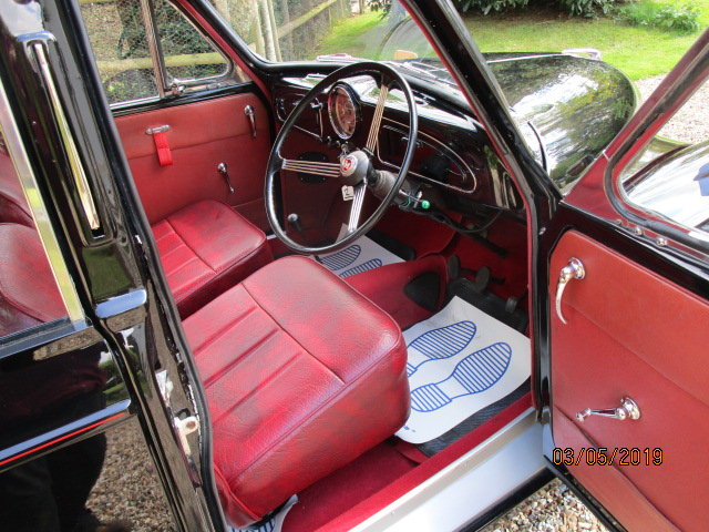 1960 Morris Minor 1000 (Rust Free Example) SOLD (picture 4 of 6)