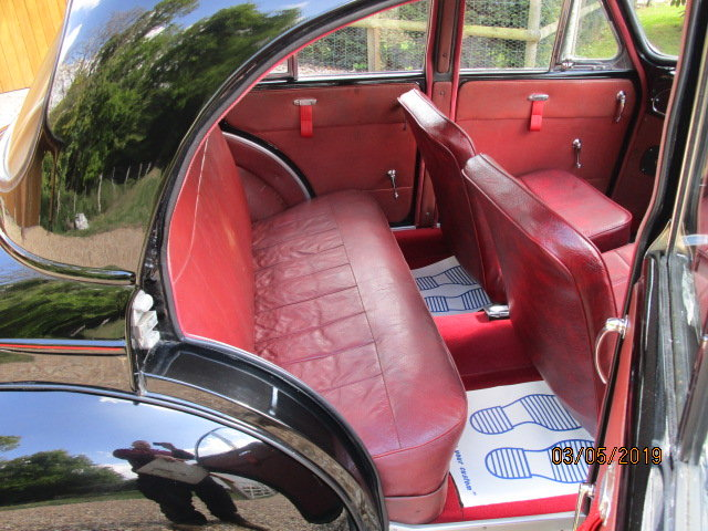 1960 Morris Minor 1000 (Rust Free Example) SOLD (picture 5 of 6)