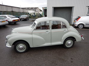 1956 MORRIS MINOR Series ll Splitscreen Four Door Saloon ~  For Sale