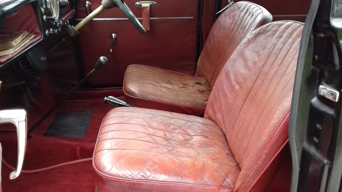 1956 MORRIS MINOR 'SPLIT SCREEN'  ~ JUST ARRIVED!! SOLD (picture 3 of 6)