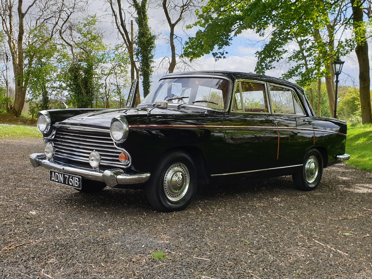 1964 Outstanding low mileage Morris Oxford SOLD (picture 1 of 6)