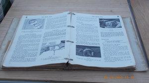 full workshop manual For Sale