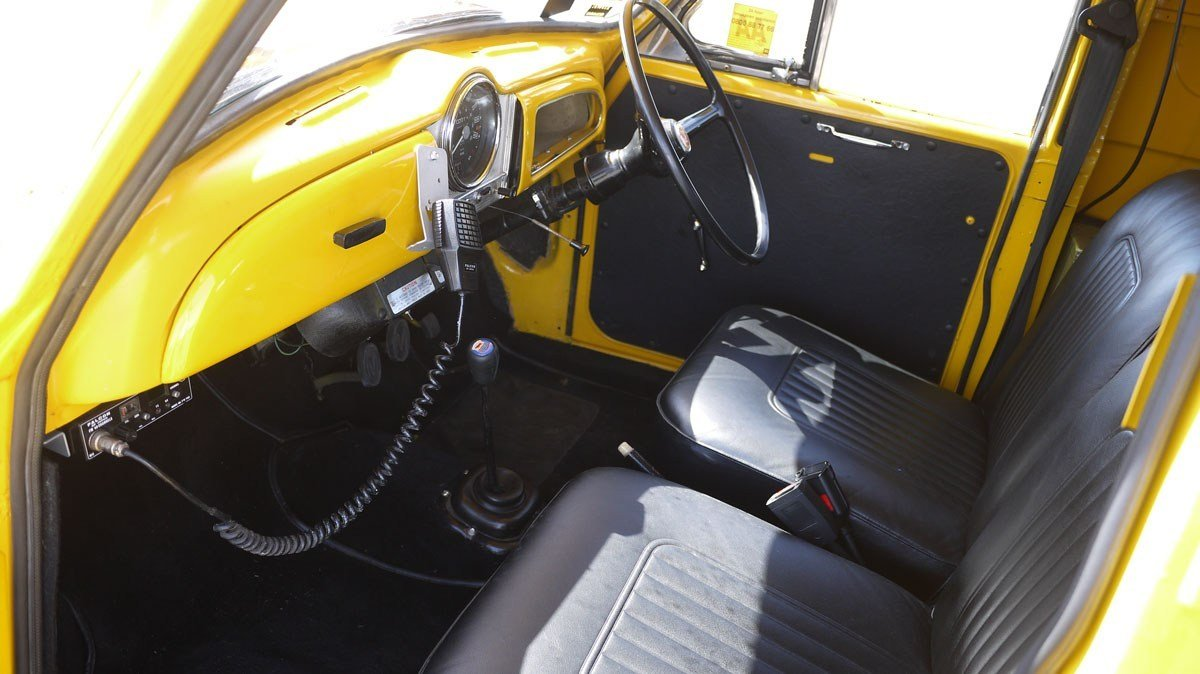 1972 Morris Minor Van For Sale by Auction (picture 3 of 4)