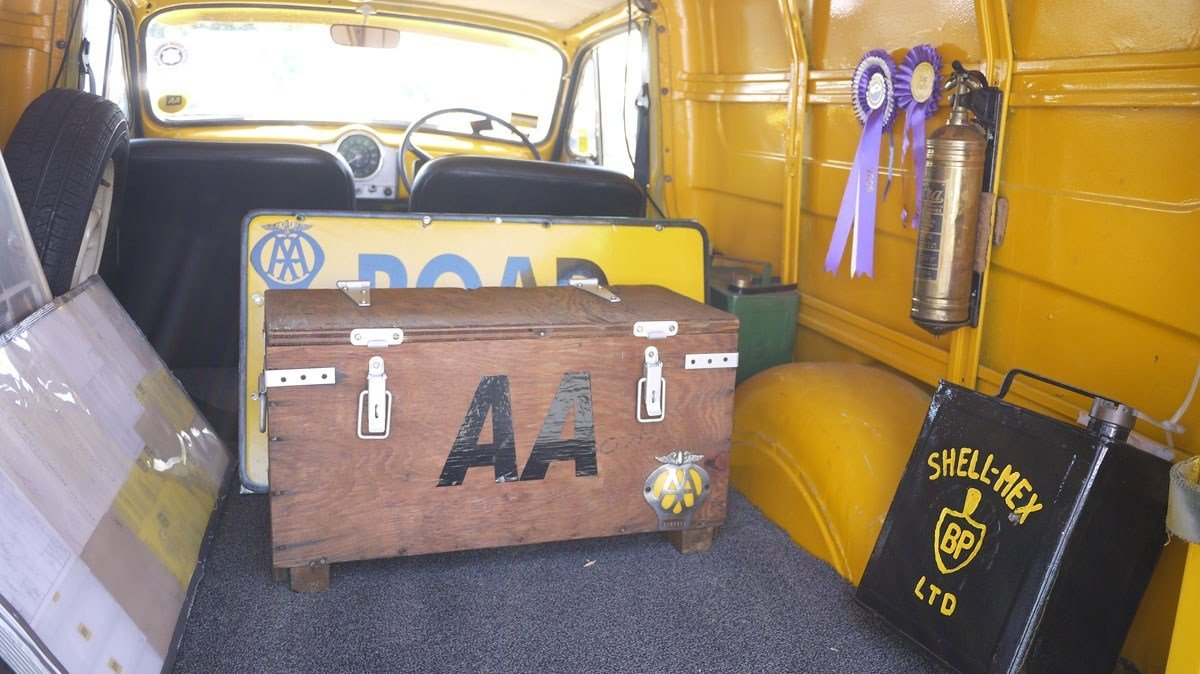 1972 Morris Minor Van For Sale by Auction (picture 4 of 4)