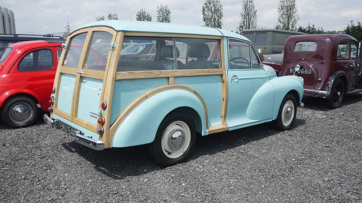 1964 Morris Minor Traveller For Sale by Auction (picture 3 of 5)
