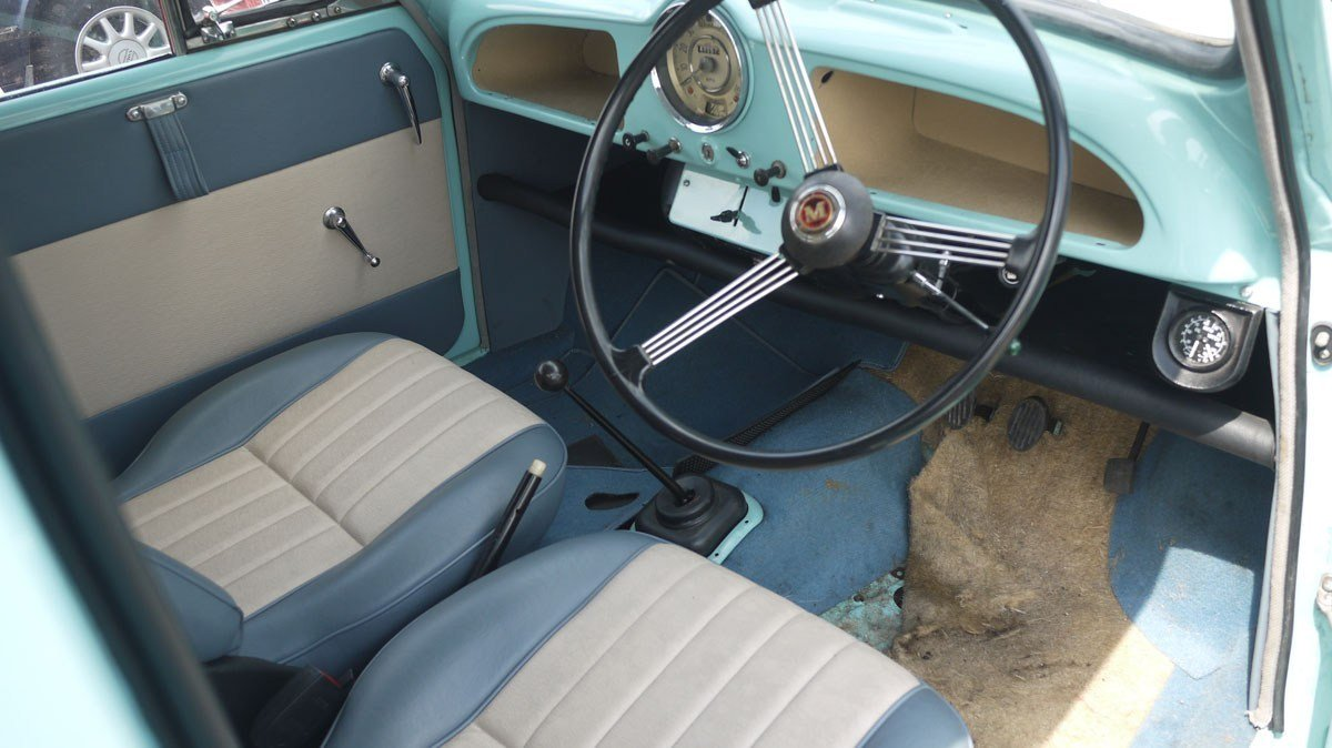 1964 Morris Minor Traveller For Sale by Auction (picture 4 of 5)