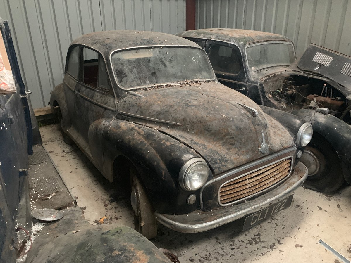 Morris Minor 1000 Saloon 1961 For Sale (picture 1 of 1)