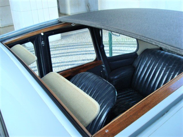 1937 Morris 14/6 Series III Saloon For Sale (picture 4 of 6)