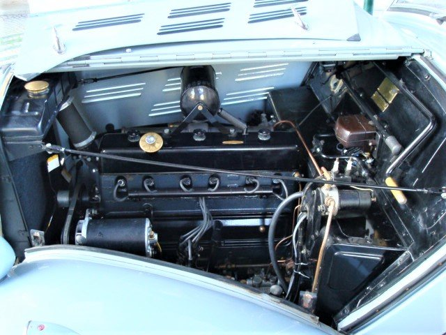1937 Morris 14/6 Series III Saloon For Sale (picture 5 of 6)
