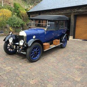 1926 Bullnose Morris four seater tourer
