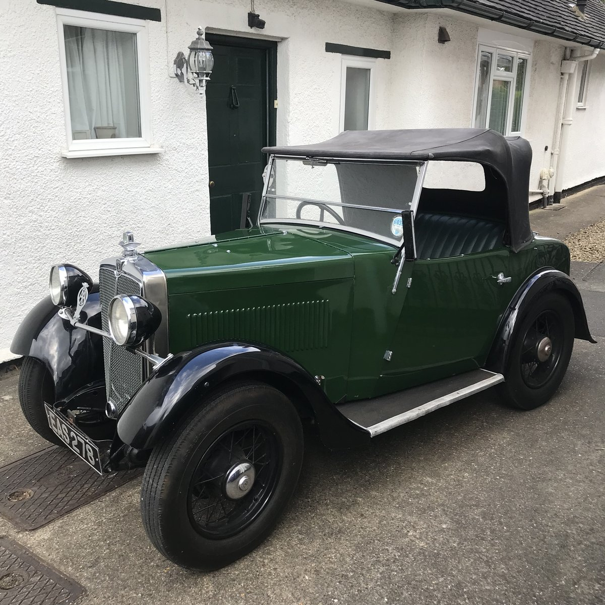 1933 Morris Minor 2 Seater For Sale (picture 3 of 6)