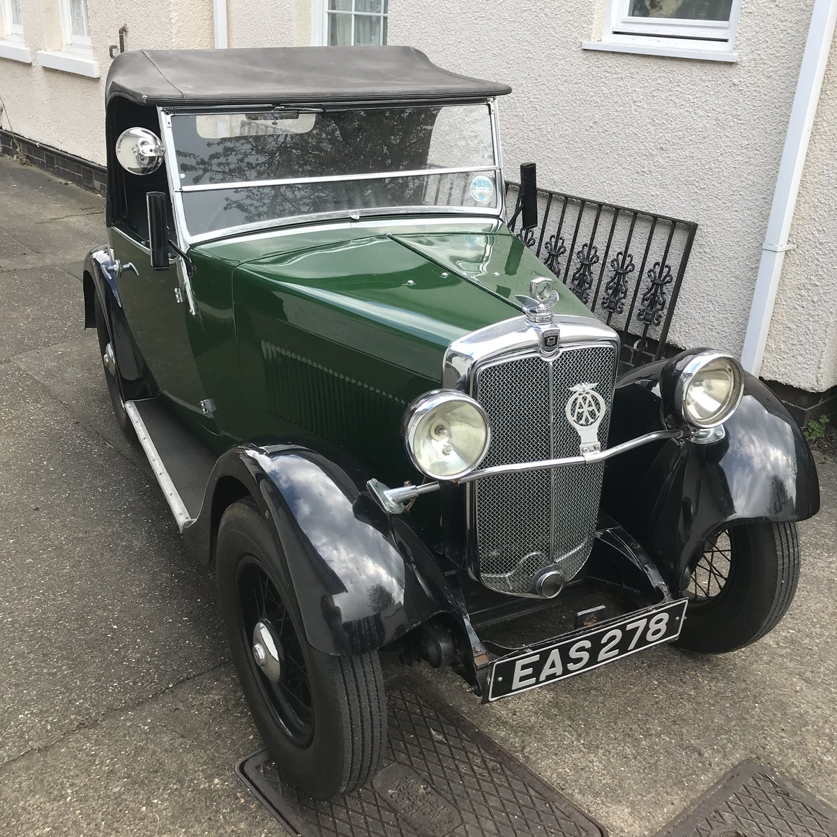 1933 Morris Minor 2 Seater For Sale (picture 4 of 6)