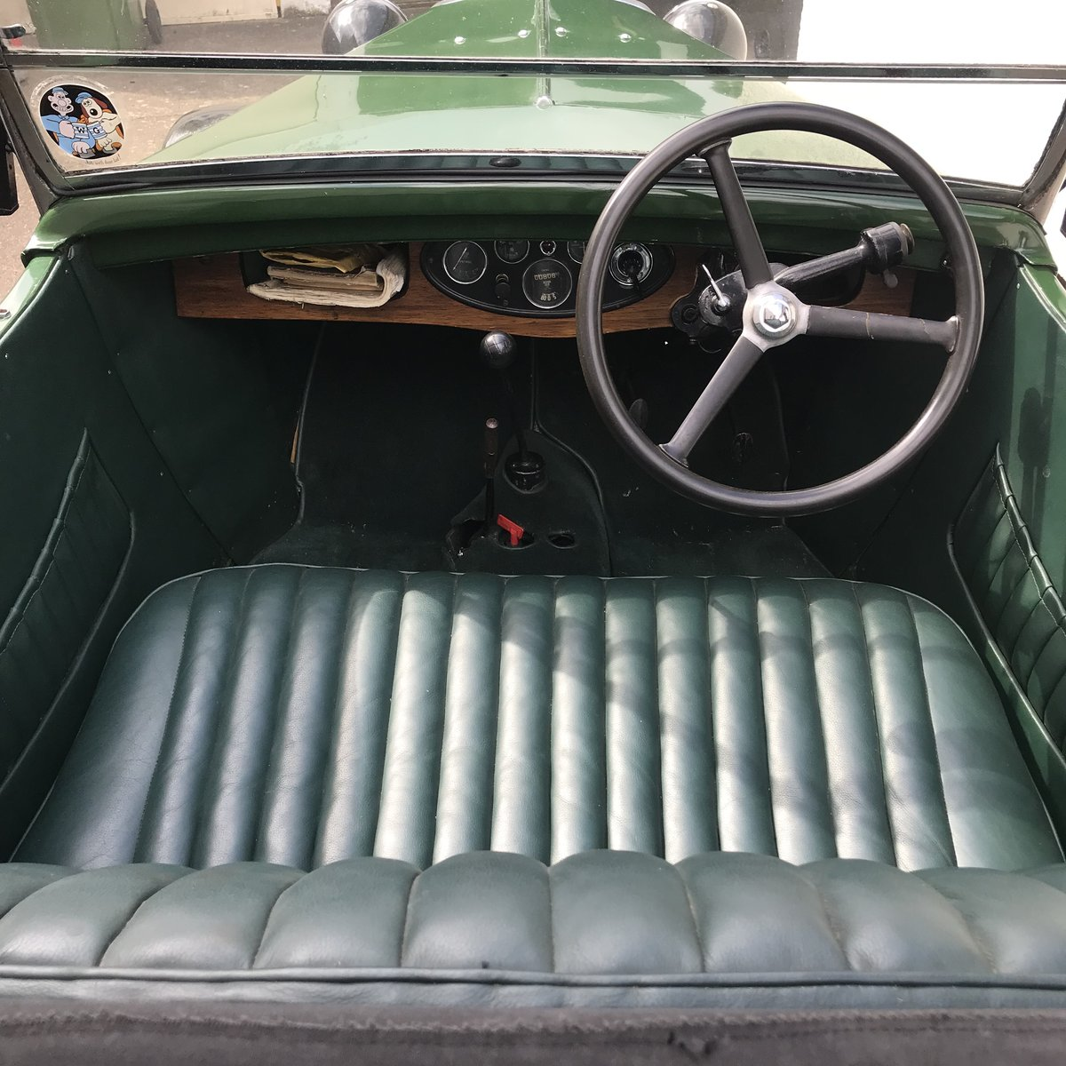 1933 Morris Minor 2 Seater For Sale (picture 5 of 6)