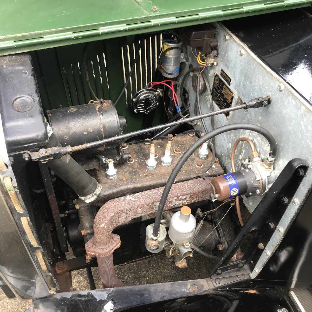 1933 Morris Minor 2 Seater For Sale (picture 6 of 6)