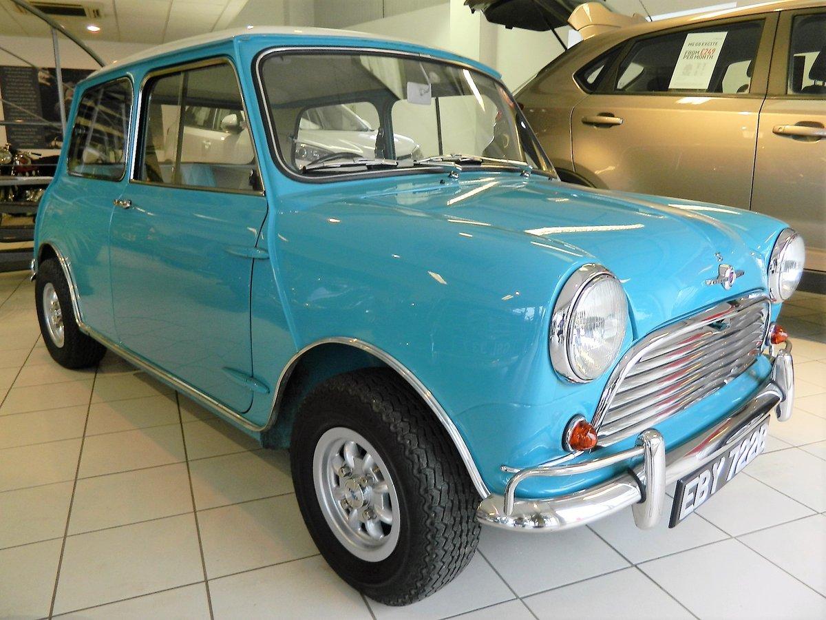 1964 MORRIS MINI 1.3 MINI COOPER S For Sale (picture 1 of 6)