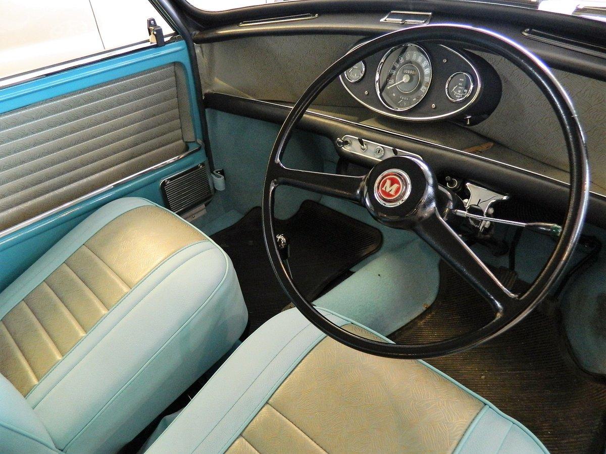 1964 MORRIS MINI 1.3 MINI COOPER S For Sale (picture 4 of 6)