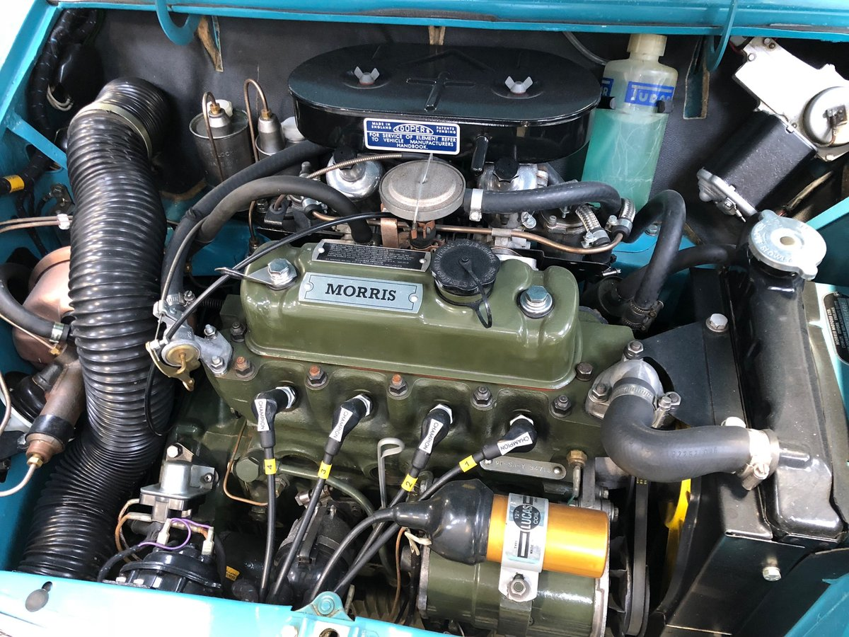 1964 MORRIS MINI 1.3 MINI COOPER S For Sale (picture 6 of 6)