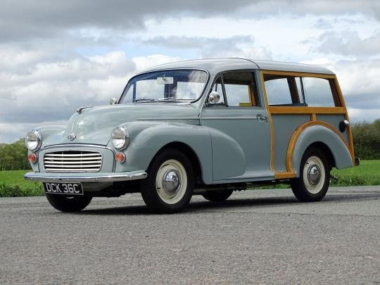 1966 Morris Minor 1000 Traveller For Sale by Auction (picture 1 of 1)
