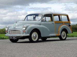 1966 Morris Minor 1000 Traveller For Sale by Auction