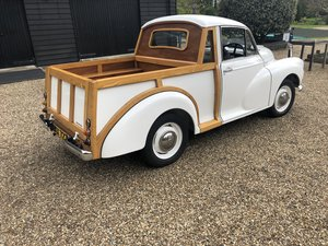 1971 Morris Minor 1000 Pick-Up. For Sale