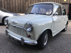 1961 Morris Mini MK1 1959 848cc - Beautiful Restored Example For Sale