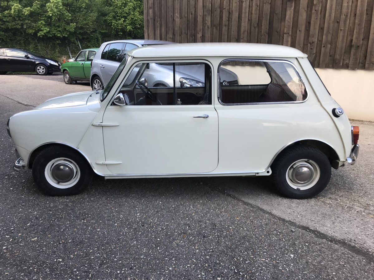 1961 Morris Mini MK1 1959 848cc - Beautiful Restored Example For Sale (picture 2 of 6)