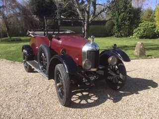 1925 Morris Cowley Bullnose For Sale