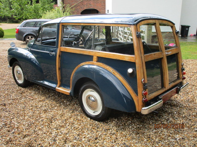 1968 Morris Minor 1000 Traveller (Card Payments Accepted) SOLD (picture 3 of 6)