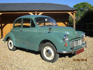1967 Morris Minor 1000 (Delivery arranged )