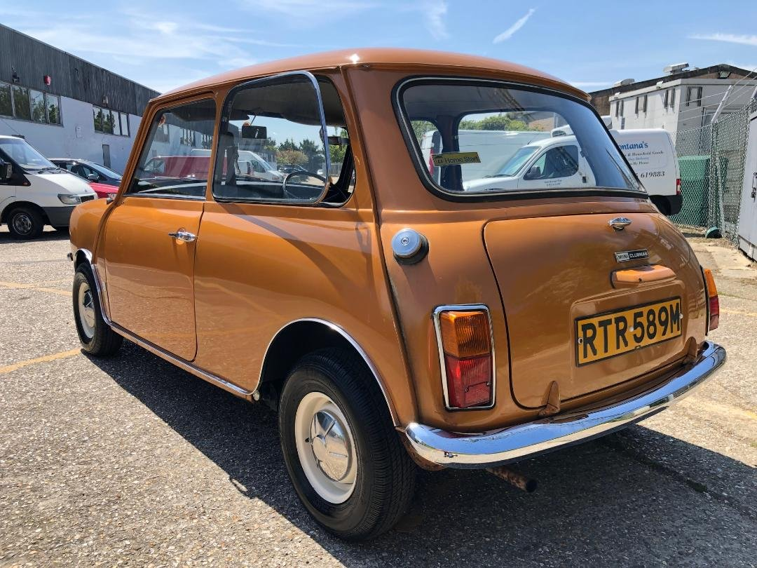 1974 Morris Mini Clubman 1000cc. Only 51k. Very rare. For Sale (picture 3 of 6)
