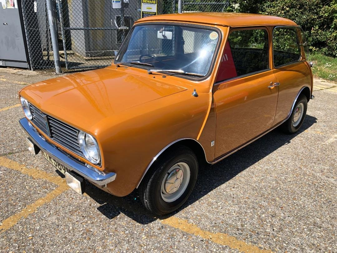 1974 Morris Mini Clubman 1000cc. Only 51k. Very rare. For Sale (picture 4 of 6)