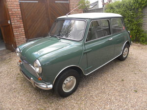 1966 MORRIS MINI COOPER 1275 S MK I  For Sale