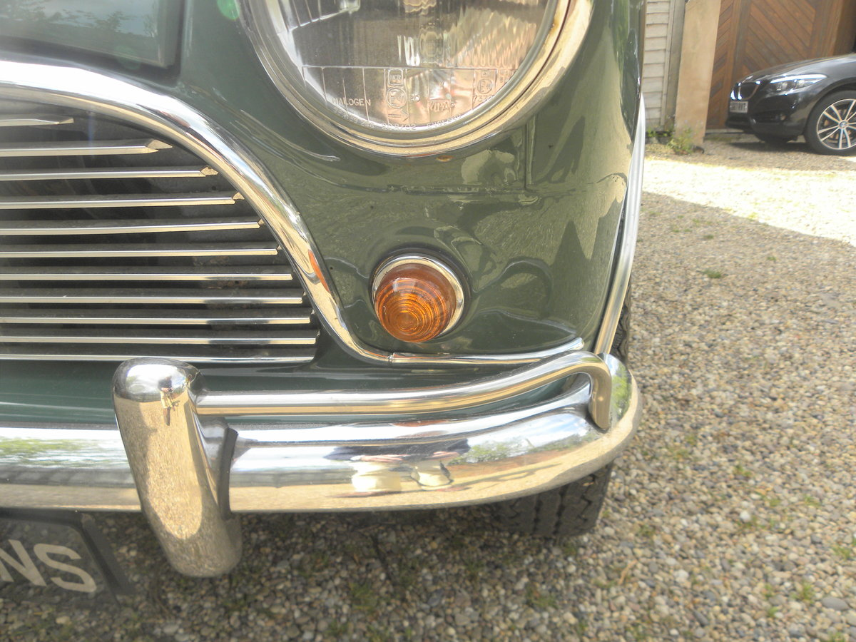 1966 MORRIS MINI COOPER 1275 S MK I  For Sale (picture 3 of 6)