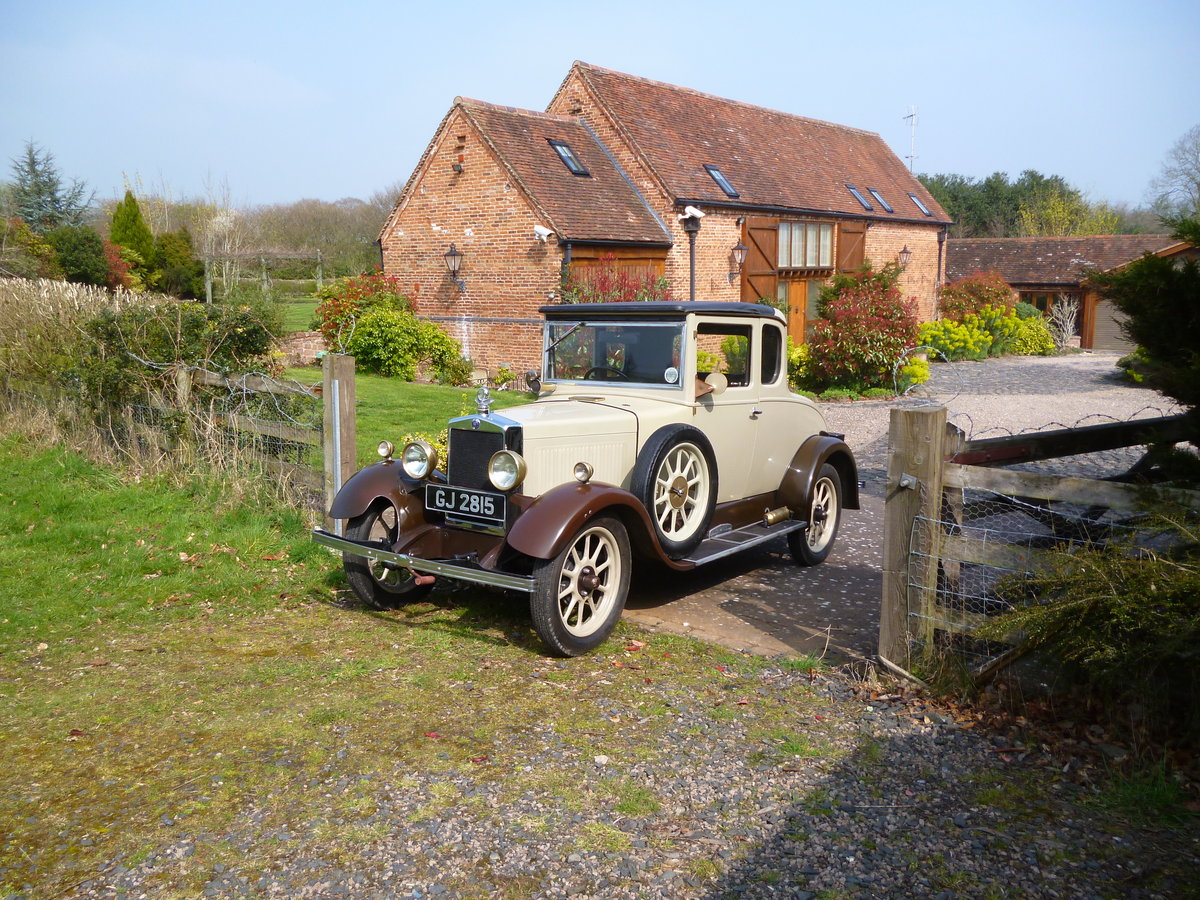 1930 Morris Cowley a  lovely car to be proud of! SOLD (picture 1 of 6)