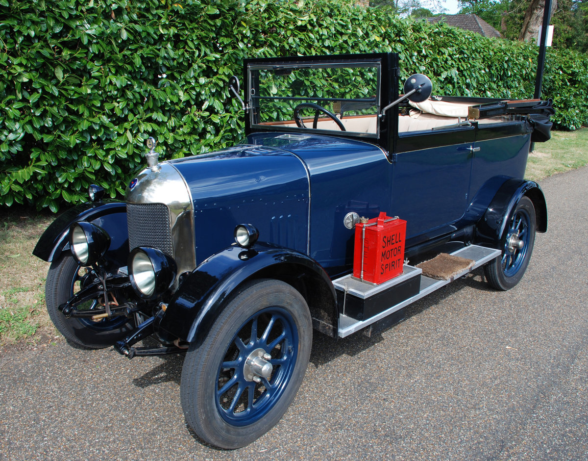 1924 Bullnose Morris Oxford Cabriolet For Sale (picture 1 of 6)